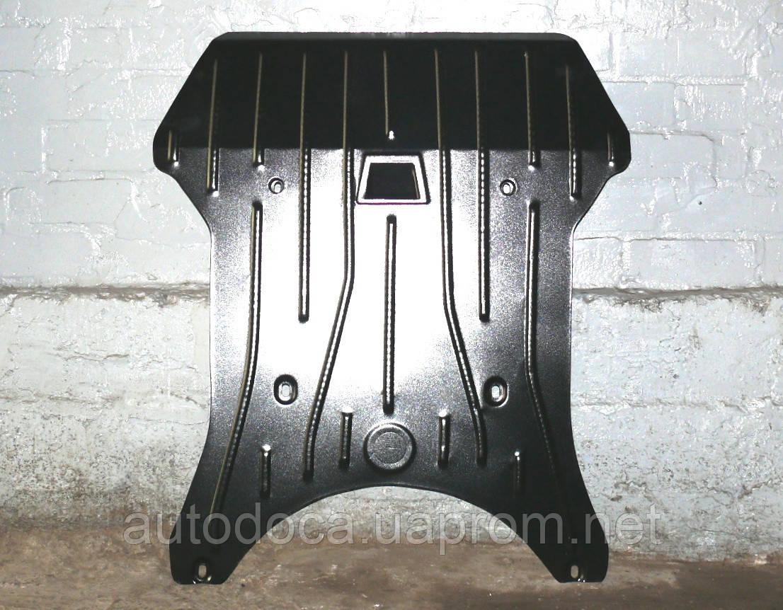Защита картера двигателя BMW X3 (F25) 2011-