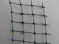 Сетка пластиковая  (ячейка 12*14 мм) 1м х 50м