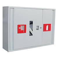 Шкаф пожарный навесной (с задней стенкой) 600х800х230