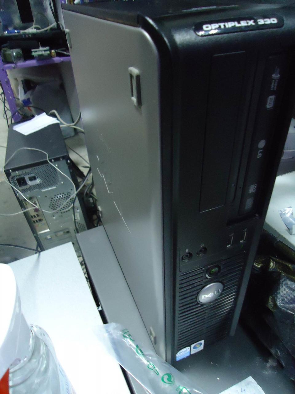 Фірмовий 2-х ядерний комп'ютер Dell OptiPlex 330