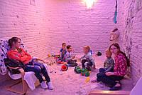 Посещение взрослый + ребенок (совместно)