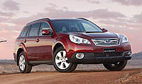 Брызговики оригинальные Subaru Outback 2009- (AVTM) комплект 4-шт.