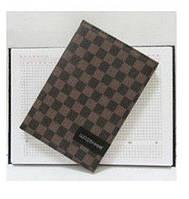 """Ежедневник  недатированный А5 клетка, """"Louis Vuitton"""", 3839F"""