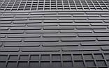 Резиновые передние коврики в салон Audi A4 (B7) 2004-2008 (STINGRAY) , фото 2