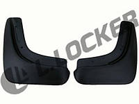 Брызговики L.Locker Chevrolet AVEO ( Gentra 12-) перед.