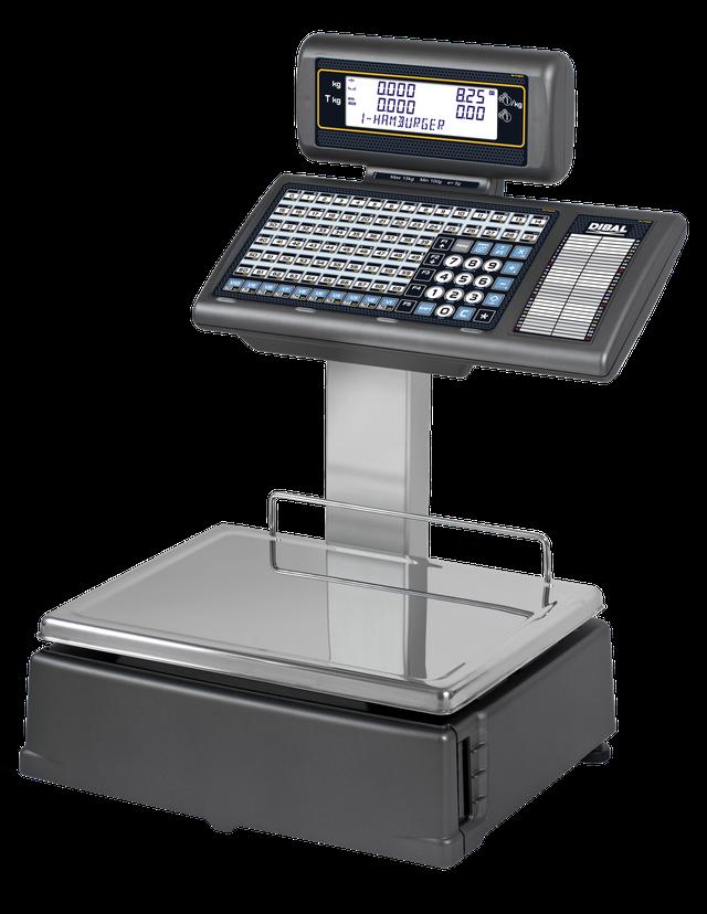 Весы с печатью этикеток DIBAL M-525 2 Body ― УкрВесы