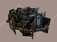 Транспортер скребковый 8.4 м  ЗМ 60 цент.загруз