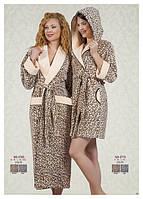 Махровые халаты, халаты из бамбука