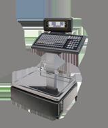 Чекопечатающие весы DIBAL M-525 2 Body