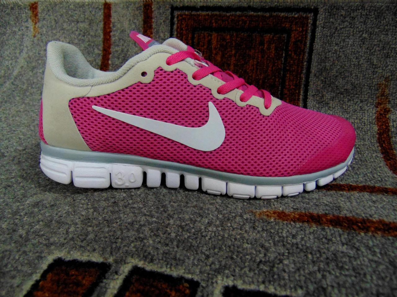 купить женские кроссовки NIKE Free Run 3  продажа, цена в Киеве ... 8de05293f9b