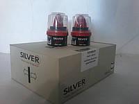 Крем блеск для обуви Silver