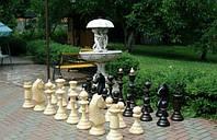 Крупные шахматные фигуры