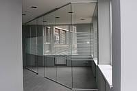 Перегородки стеклянные для офиса