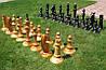 Крупные шахматные фигуры для зон отдыха