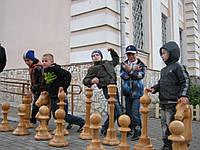 Шахматы для развития детей уличные, фото 1