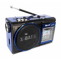 Радиоприемник c фонариком RX-9009 (аккумулятор, AUX,USB,)