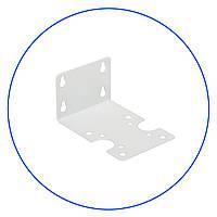 Одинарный, металлический кронштейн для корпусов фильтров FHHOT, FHHOT20, FHPR-L, система FXBR5