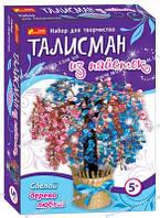"Детский набор для творчества ""Талисман из пайеток""- ""Дерево любви"", 4740, 15100054Р"