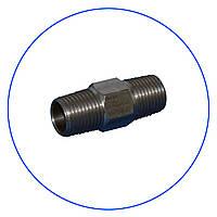 """Обратный клапан, из нержавеющей стали 1/8"""" РН x 1/8"""" РН. CV14"""