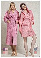 Халаты теплые (пушистые-soft)