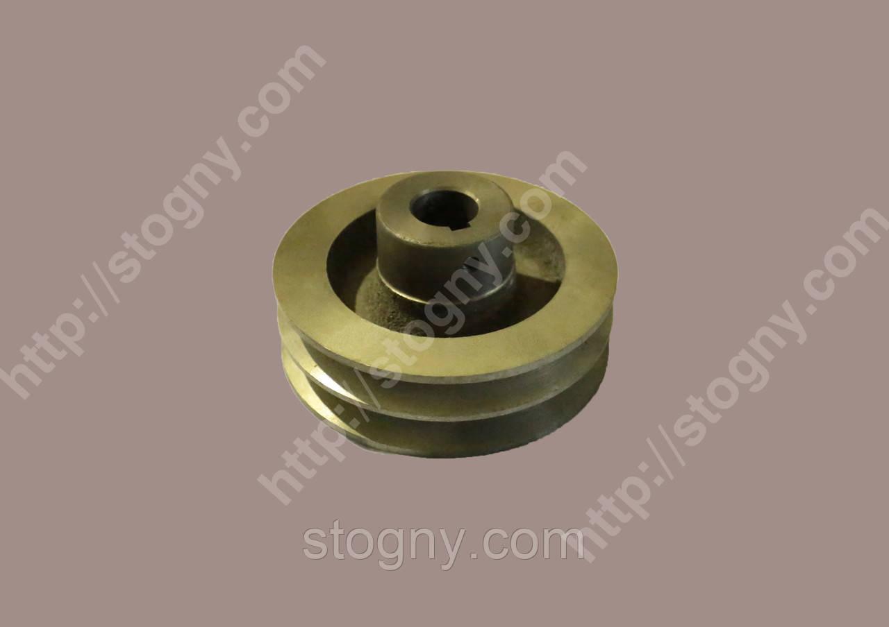 Шкив эл/ двиг  привода триммера   ЗП 05.101