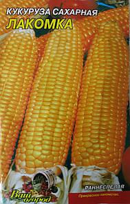 Семена Кукурузы сорт Лакомка, пакет 10х15 см
