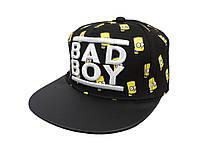 Кепка Snapback BAD BOY черная