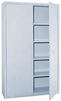Шкаф архивный (канцелярский) С.200 (ВхШхГ-1910х1200х400)