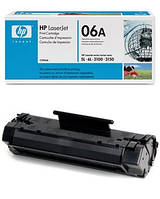 Заправка картриджей HP C3906A (№06A), принтеров HP LaserJet 5L/6L/3100/3150