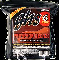 Струны GHS S325 Phosphor BronzeLight 12-546 Sets, фото 1