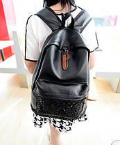 Рюкзак с паетками, фото 3