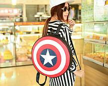 Рюкзак Щит Капитана Америки, фото 3