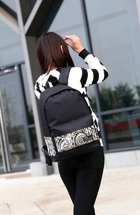 Модный рюкзак с абстракцией!, фото 2
