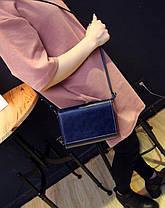 Компактные мраморные сумки почтальон, фото 3