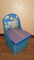 Органайзер-стульчик для хранения игрушек, фото 1