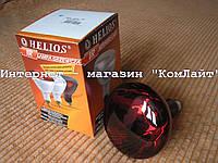 Лампа инфракрасная Helios 250W 230V E27(Польша)