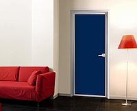 Двери  межкомнатные с алюминиевой рамкой  FUSION Dierre Италия