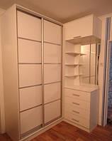 Шкафы-купе - примеры в интерьере квартиры