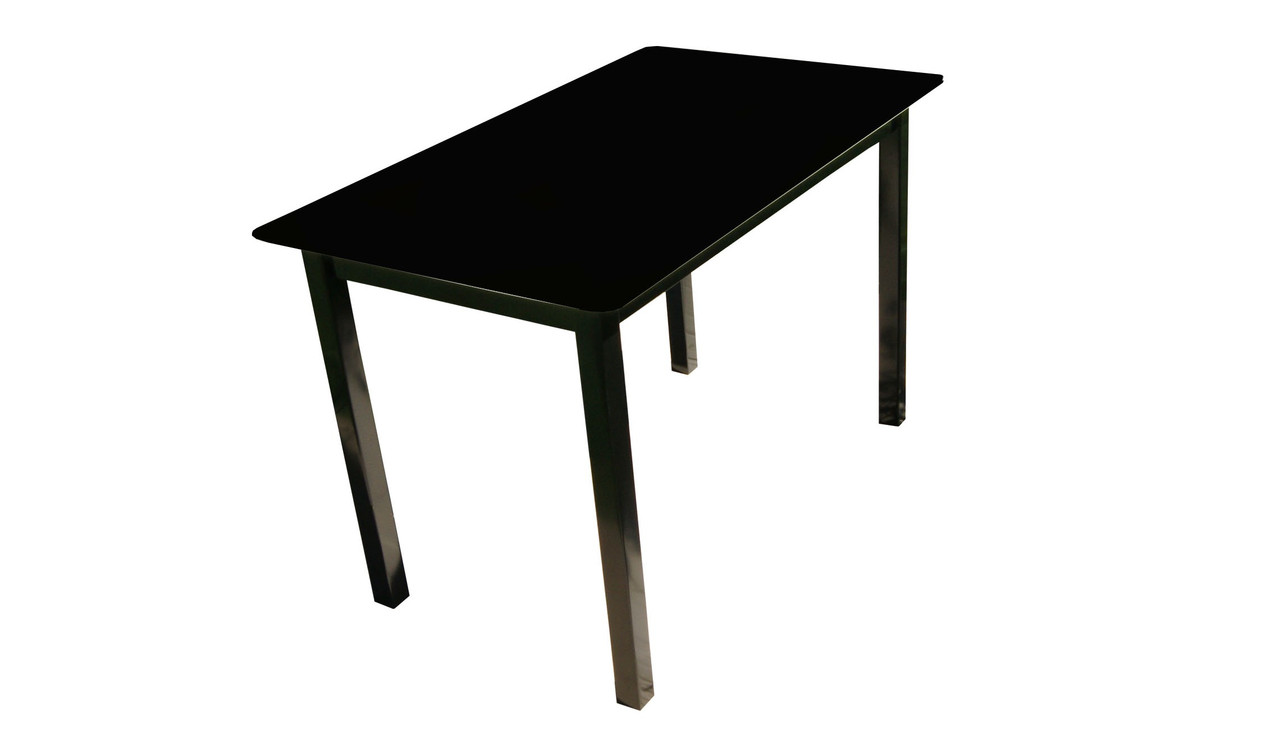 Стеклянный стол Монарх