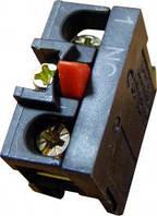 ZB2-BE102 N/С Контакт для кнопок