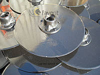 Диск сошника Н 105.03.010-02 со ступицей БОР-сталь