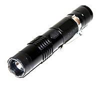 Электрошокер Оса М11 Лиса/Fox, компактный, скоба на пояс