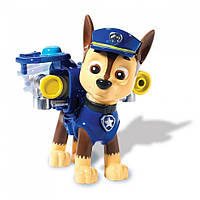 Paw Patrol - Action Pack Pup & Badge - Chase