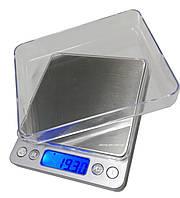 Ювелирные электронные весы Domotec ACS 500 г. / 0.01г., фото 1