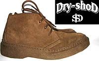 Ботинки мужские кожаные демисезонные Dry-shoD, Италия, original (40-44)