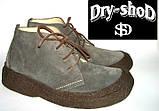 Ботинки мужские кожаные демисезонные Dry-shoD, Италия, original (40-44), фото 4