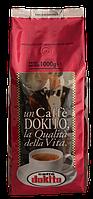 Кофе Caffè DOKITO ROSSA, зерно, Италия, 1 кг