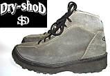 Ботинки мужские кожаные демисезонные Dry-shoD, Италия, original (40-44), фото 3