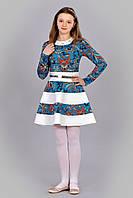 Красивое подростковое платье