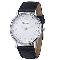 Женские часы Geneva Classic Silver черные